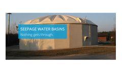 Seepage Water Basins