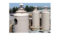 Bioscrubber - Biofilter Systems