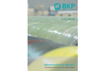 BKP - Glass-Fiber Reinforced Plastic (GRP) Brochure