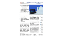 ATS 40998-7 Muti-Channel Flame Photometer System with Mg Brochure