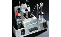PG Instruments - Model 12 Series - Automated Titration & KF Analysis