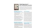 Total Spectrum - Air Purification System - Datasheet