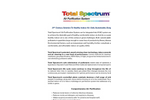 Total Spectrum - Air Purification System - Brochure
