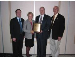 ProMark receiving ASHRAE Excellence in Engineering Award for Dubuque Casino Air Purification System
