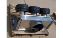 ProMark - Cyclonic Prefilter Sand and Dust Separator