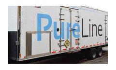 PureLine - Patented MobileClean Trailer Unit