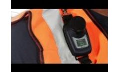 Casella dBadge2 Noise Dosimeter Video