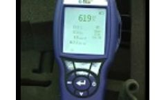 How to use the TSI Q-TRAK IAQ Monitor CO2, CO Temperature and Humidity Logger Video