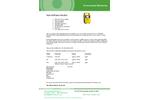 Methane Leak Detector Brochure