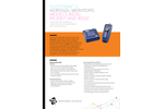 DustTrak - Model II - Aerosol Monitor Brochure