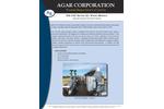 Agar OW-200 Series - Oil/Water Meters - Brochure