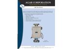 Agar Model OW 200 Plus - Oil Water Meters - Brochure