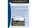 Agar OW-300 Series Oil/Water Meters - Brochure