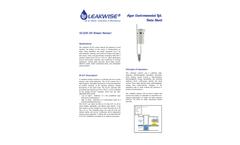 ID-221 Oil Sheen Monitoring System - Datasheet