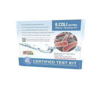 E. Coli Bacteria Water Test Kit