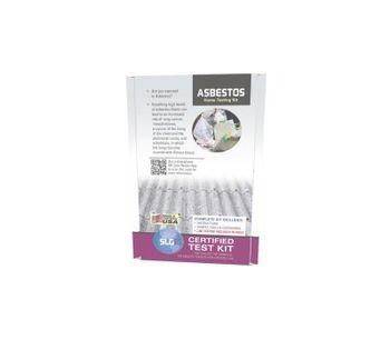 Asbestos 1-Pack Home Test Kit
