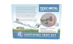 Toxic Metal - Profiile Soil & Water Test Kit