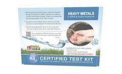 Heavy Metals in Solids & Liquids Test Kit
