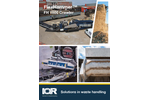 FlexHammer - Model FH1800 Mobile - Multi Purpose Heavy Duty Hammermill - Brochure