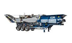 FlexHammer - Model 1500 Mobile - Multi Purpose Heavy Duty Hammer Mill