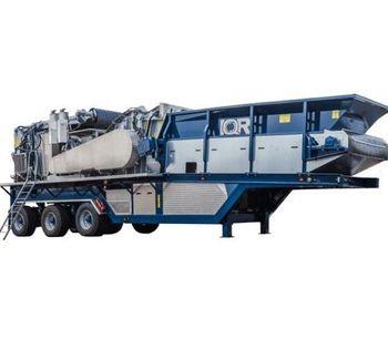 FlexHammer - Model FH1800 Mobile - Multi Purpose Heavy Duty Hammer Mill