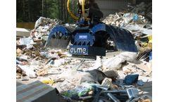 IQR - Model ELME - Metal Separation Equipment