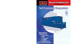 Self-Contained Compactors Brochure