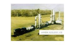 Arrow Ecology - Thermal Treatment of Hazardous Waste - Mobile Incinerators