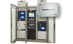 MultiGas - Model MKS 3020 - FTIR Continuous Monitoring Systems