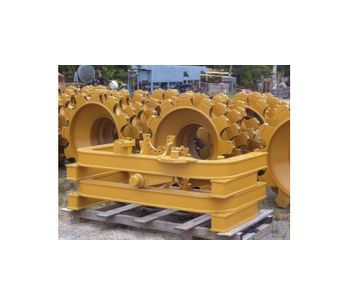 Soil and Rock Compaction Wheels