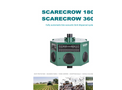 Scarecrow -  180 & 360 - System Leaflet.