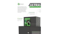 ULTRA HDS Series of Reverse Vending Machine Brochure