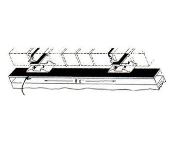 Full-Length Tie Pads