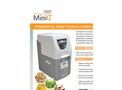 MiniG - Model 1600 - Automated Tissue Homogenizer and Cell Lyser Brochure