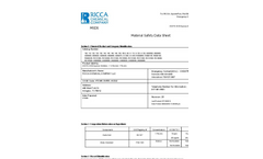 Model R0150000 - ACS Testing Reagent Brochure
