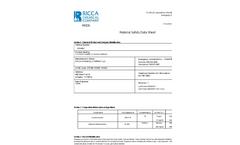 Model R2544600 - Nonaqueous Titrant Brochure