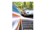 Electric Drive Vehicle Automotive Technician Training Courses Datasheet