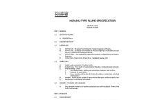 H-Type Flumes Brochure