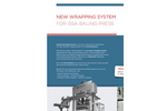 New Wrapping System for GSA Baling Press Brochure