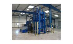 Valvan - Hydraulic Pit Baling Press