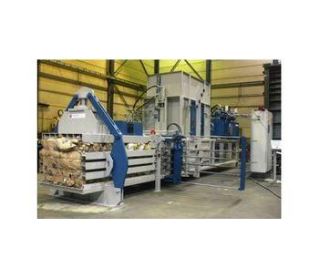 Valvan - Model CL Type - Automatic Baling Press Machine