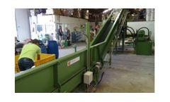 Valvan - Semi-automatic Bagging Press