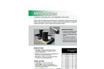 Mini Berm Containment Brochure (Includes List Of Standard Sizes)