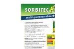 Sorbitec FG Multi-Purpose Granulate Absorbent - Sales Flyer