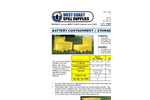 Battery Containment / Storage Boxes – Brochure