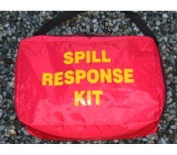 Model KI-ESK-F1B - Basic Equipment Spill Kit in Nylon Bag (Level 1+)