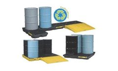 Drum Accumulation Centres / Spill Decks