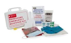 XSORB - Model KI-BK607 - Wall Mount Biohazard Response Kit