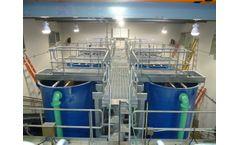 Blue Nite - Biological Denitrification Plant