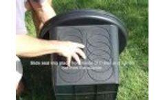 Polylok D-Box & Seal Installation Video